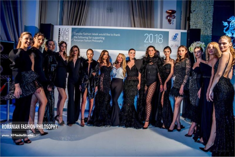 Monarh Design - Black Angel Collection 2019 - Larisa Lupoiu